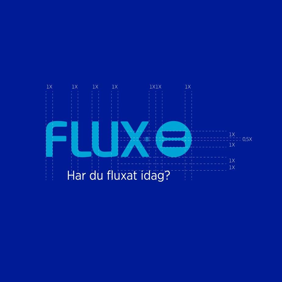 Flux Fluor, logotypen