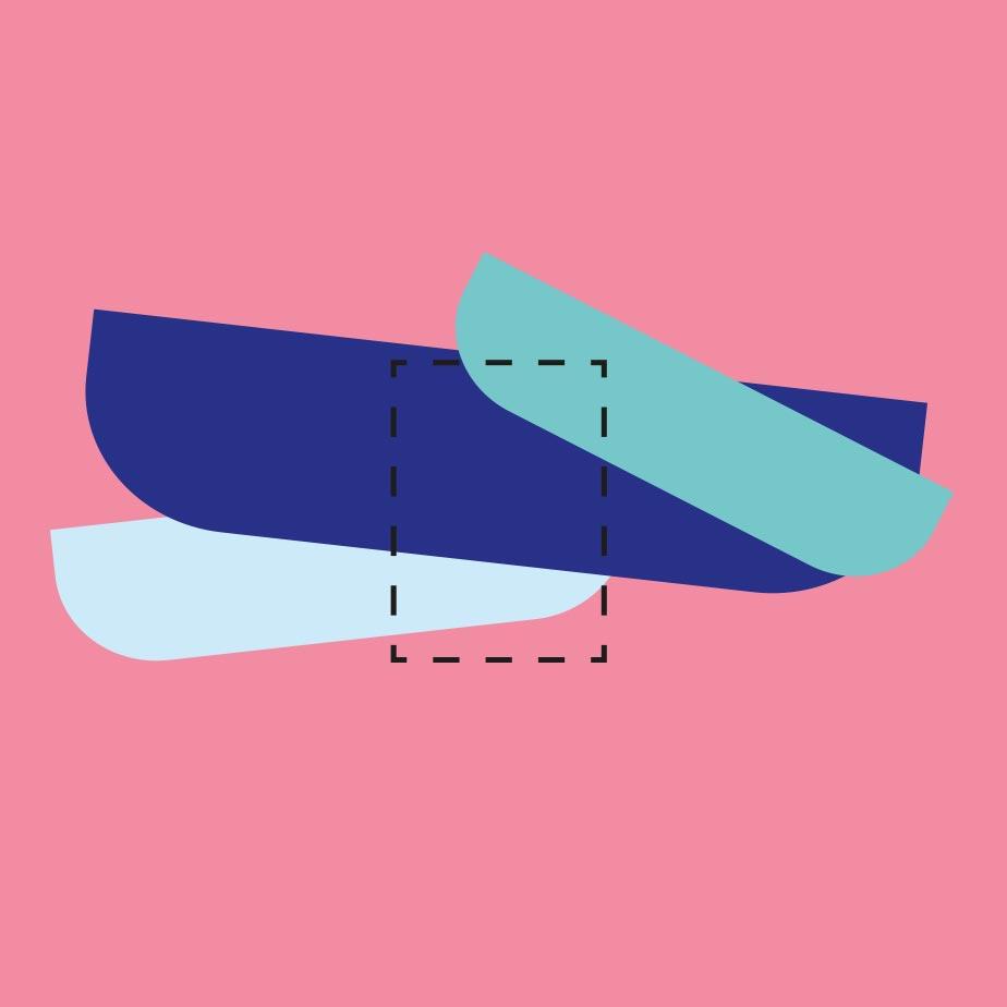 Fluc Fluor, exempel på utsnitt av mönster