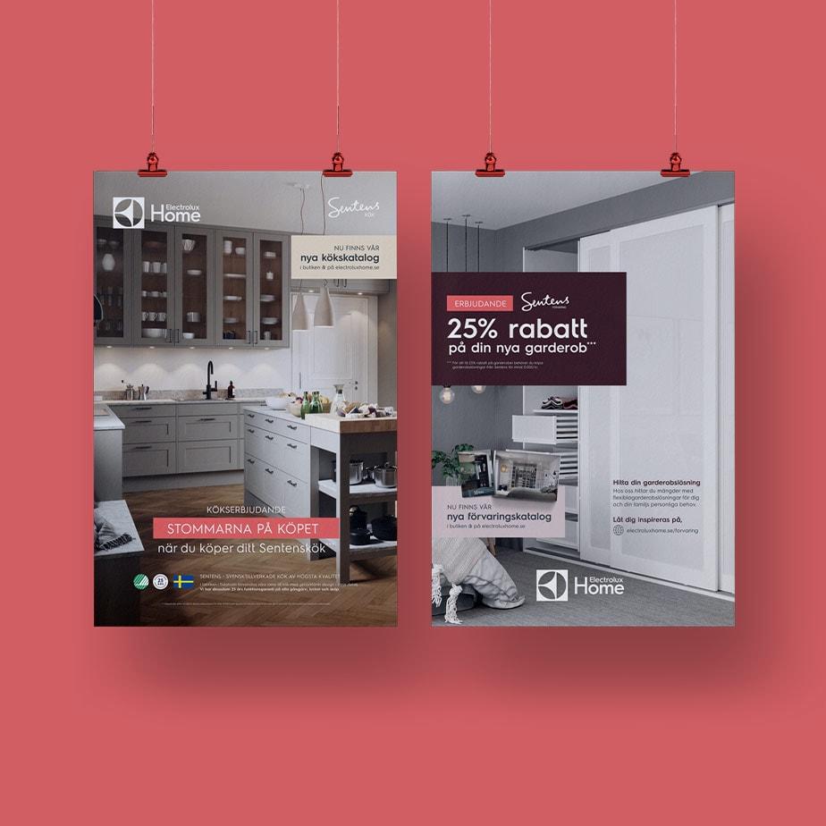 Poster för Electrolux Home